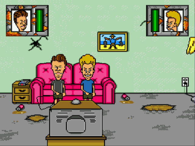 Beavis and Butt-head -  - User Screenshot